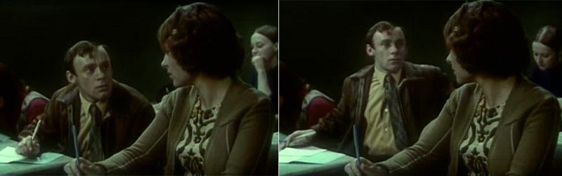 Сцена из фильма «Большая перемена»