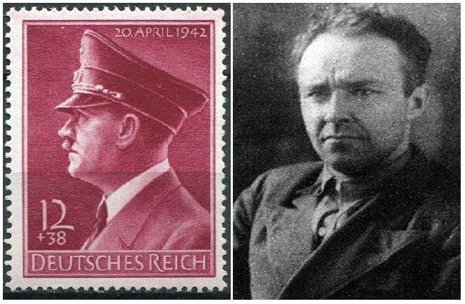 Адольф Гитлер. 1942 г./Корольков С.Г.
