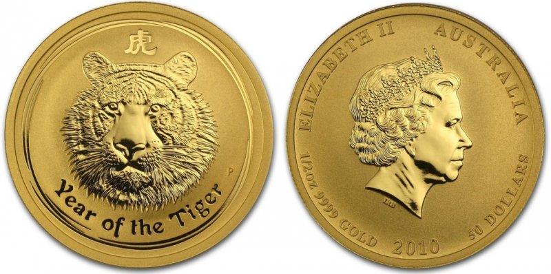 50 австралийских долларов