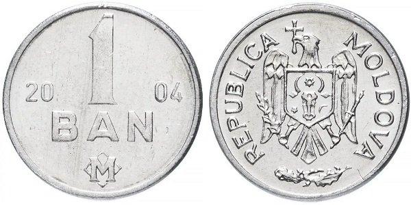 Молдова. 1 бан 2000 года