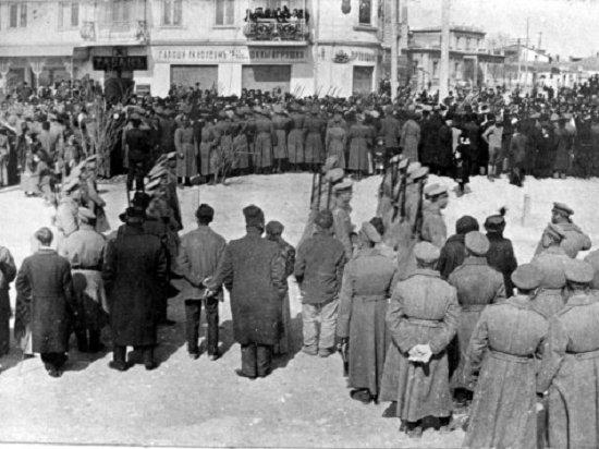Евпатория. Март 1917 года