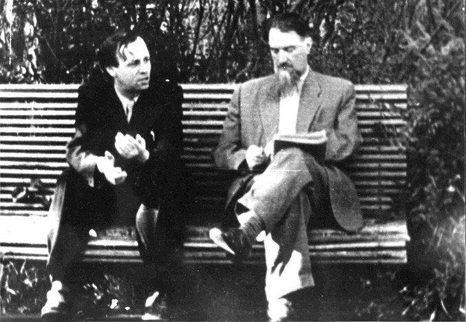 Встреча А.Д. Сахарова и И.В. Курчатова, 1958 год