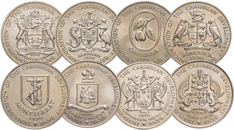 Монеты обычного качества чеканки