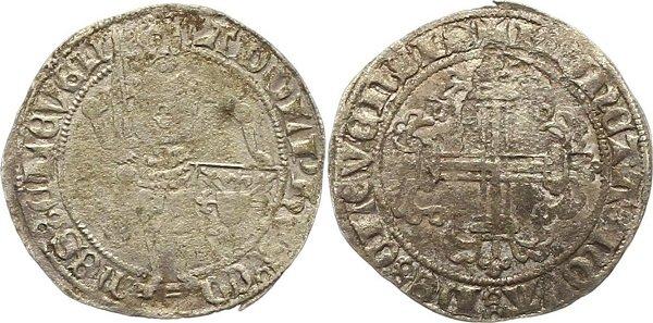 Грошен. Адольф I, граф Клеве. 1368-1394 гг.