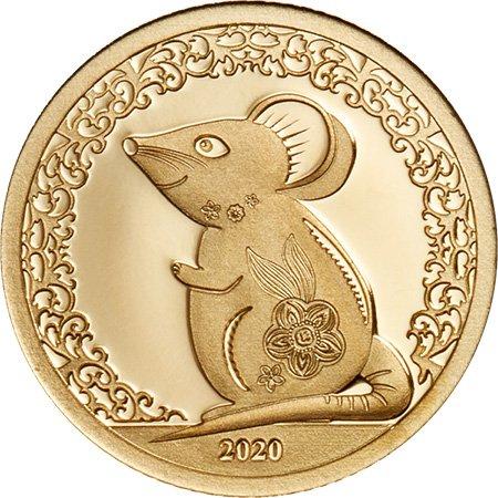 «Год Крысы 2020», 1000 тугриков
