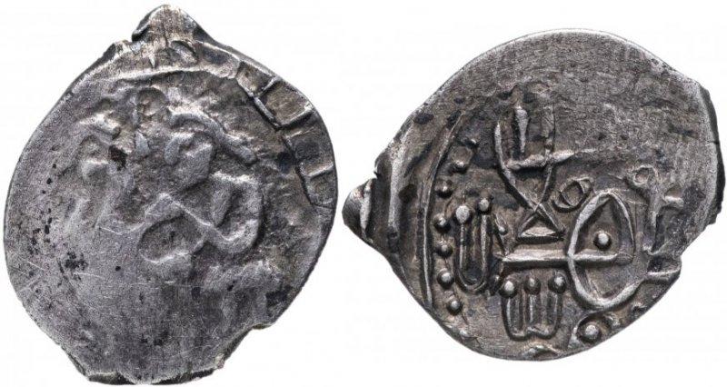 Симеон Владимирович (Боровск). Денга 1412-1422 гг.