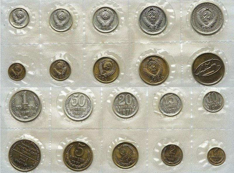 Годовой набор в комплекте с жетоном