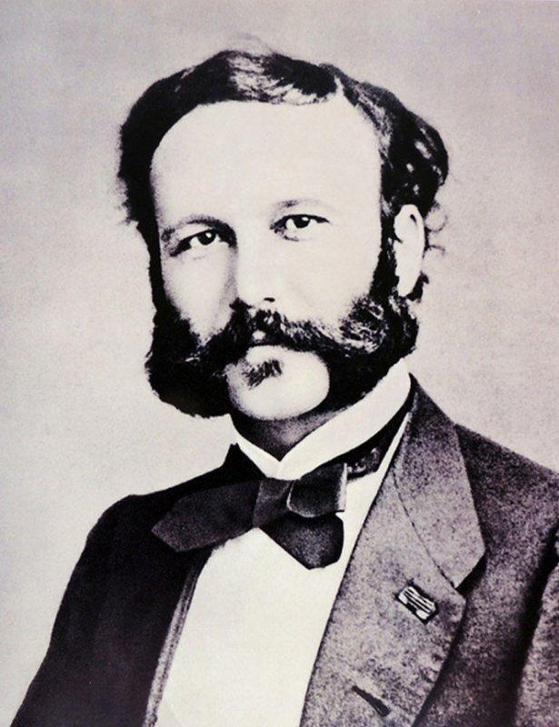Анри Дюнан (1828-1910)