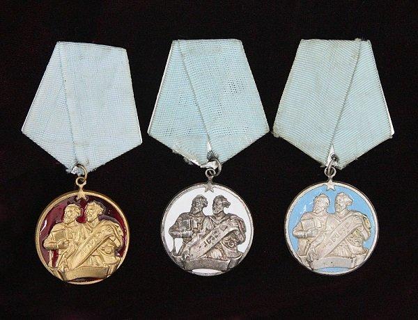 Орден Кирилла и Мефодия трех степеней