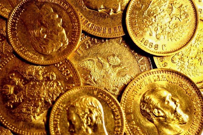 царское золото