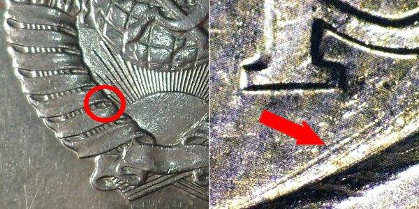 Вариант с остью (слева) и со шлифовкой (справа)