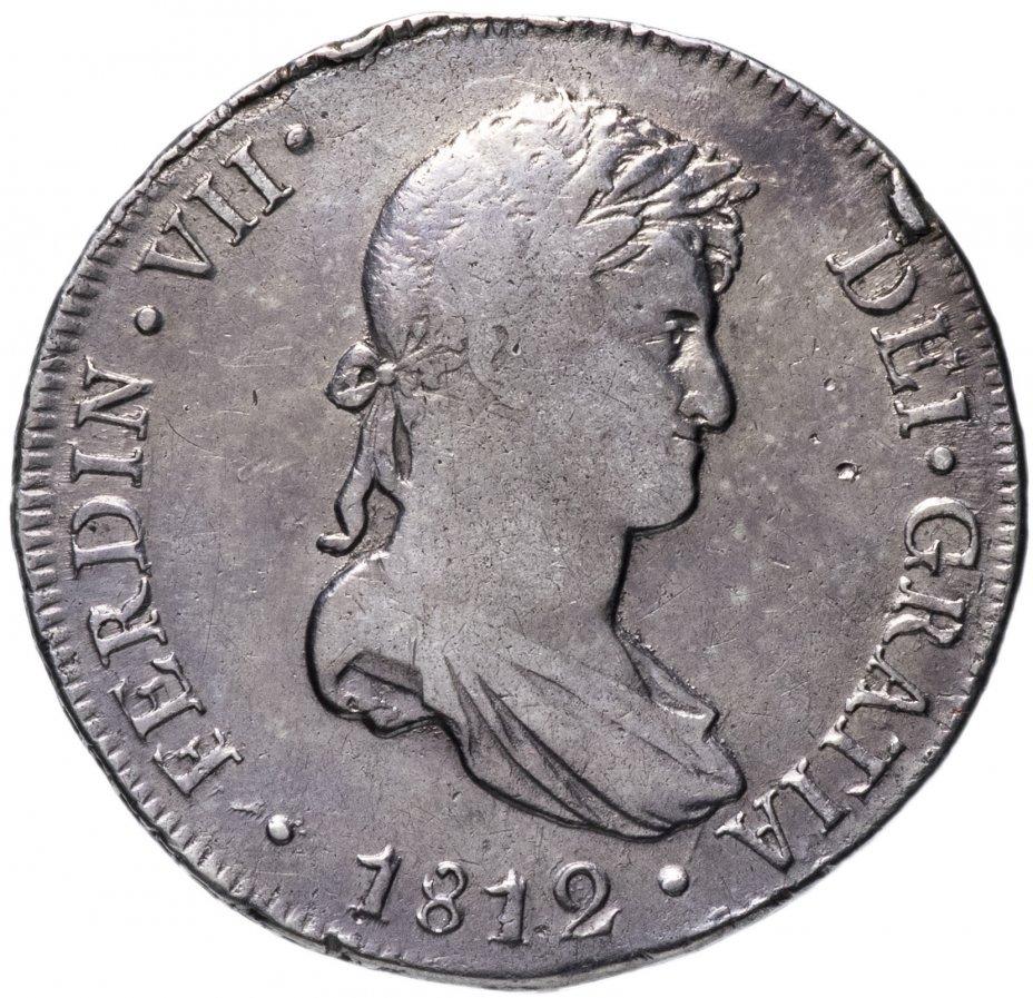 купить Мексика 8 реалов (reales) 1812 JP