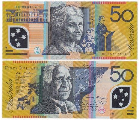 купить Австралия 50 долларов 2009 (Pick 60g)