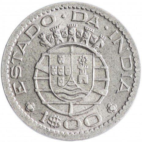 купить Португальская Индия 1 эскудо 1959