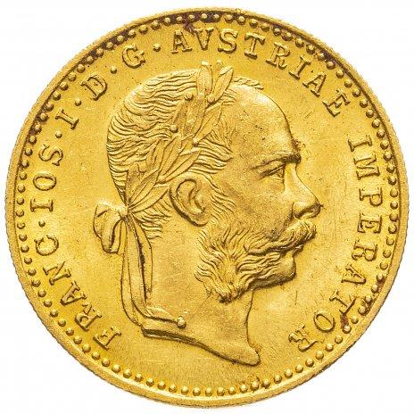 купить Австрия 1 дукат (dukat) 1915 Рестрайк (новодел)