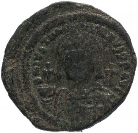 купить Византия, Юстиниан I 528–565 гг полуфоллис (20 нуммий)
