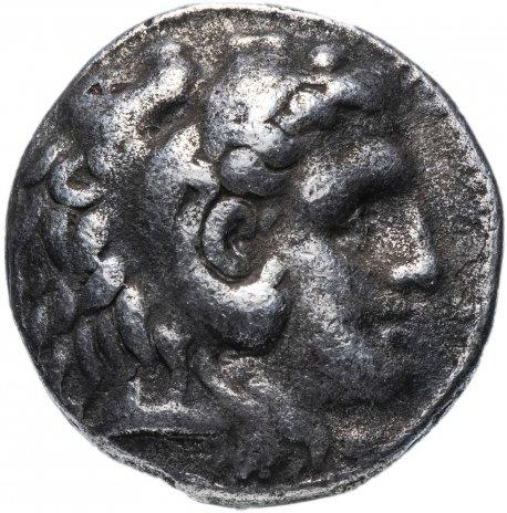 купить Государство Селевкидов, Селевк I Никатор, 311-305 годы до Р.Х., Тетрадрахма, Вавилон.