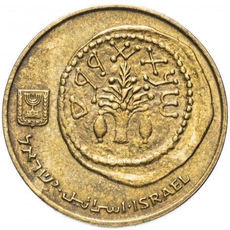 купить Израиль 5 агорот 1985-2007
