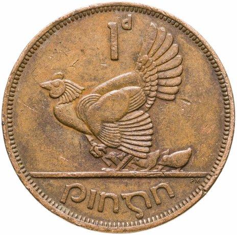 купить Ирландия 1 пенни (penny) 1962