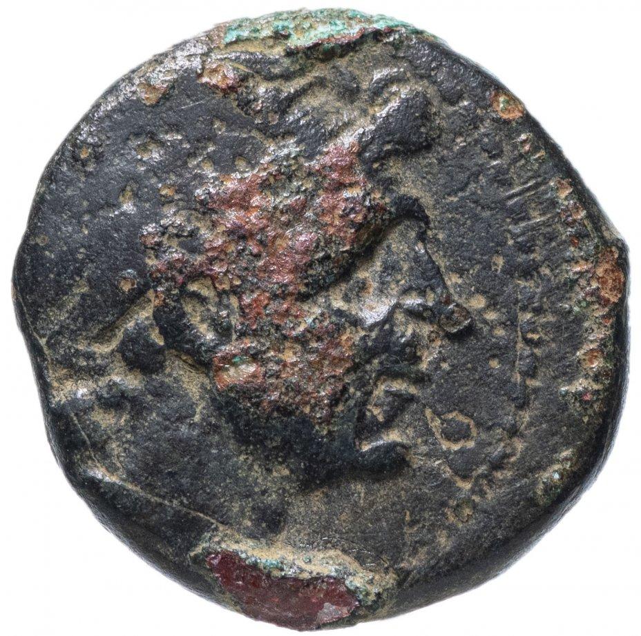 купить Государство Селевкидов, Антиох I Сотер, 281-261 годы до Р.Х., АЕ16.