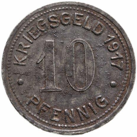 купить Германия (Боттроп) нотгельд  10 пфеннигов 1917