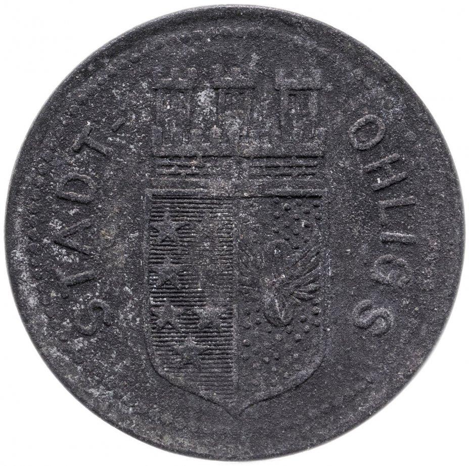 купить Германия (Олигс), нотгельд 5 пфеннигов 1917