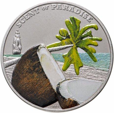 купить Палау 5 долларов 2009  «Запах рая»