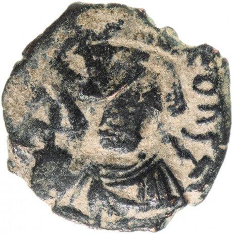 купить Византия, Констант II, 641-668 годы, фоллис.