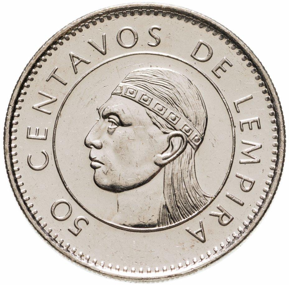 купить Гондурас 50 сентаво (centavos) 2005