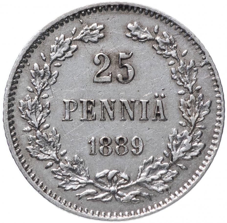 купить 25 пенни 1889 L