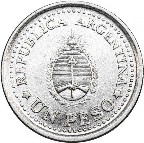 купить Аргентина 1 песо 1960