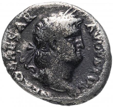 купить Римская империя, Нерон, 54-68 годы, денарий.