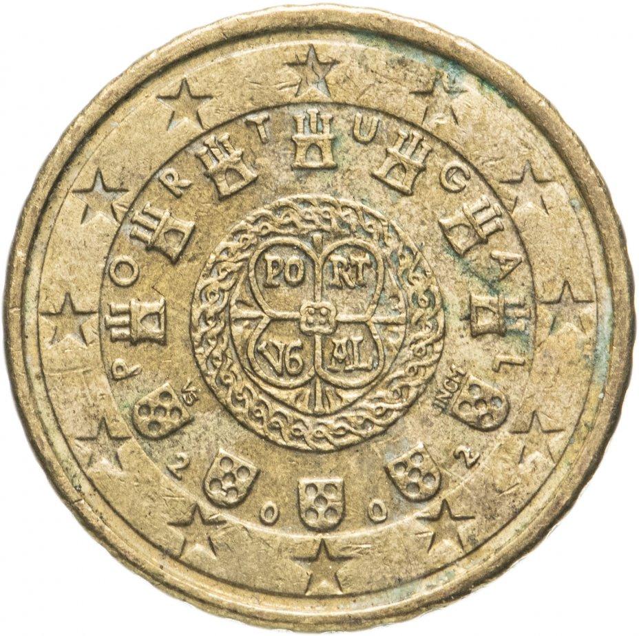 купить Португалия 10 евро центов (euro cent) 2002