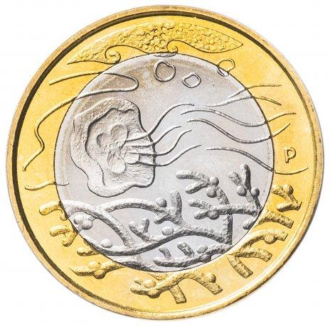 """купить Финляндия 5 евро 2014 """"Северная природа - воды"""""""