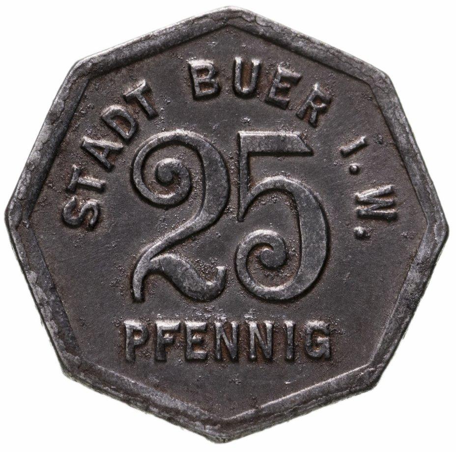 купить Германия (Буэр) нотгельд  25 пфеннигов 1919