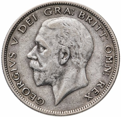 купить Великобритания пол кроны 1931