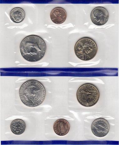 купить США годовой набор 2003 P (5 монет)