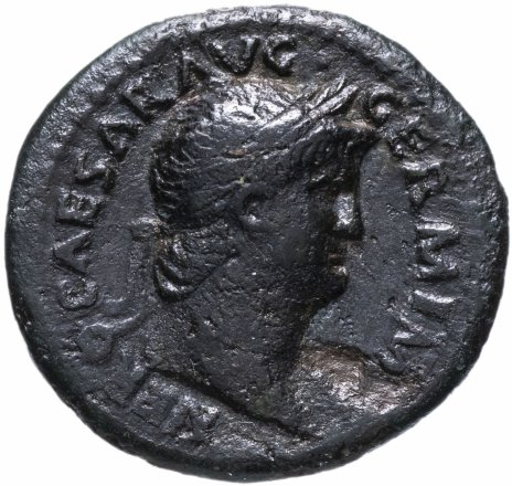 купить Римская империя, Нерон, 54-68 годы, Acc.