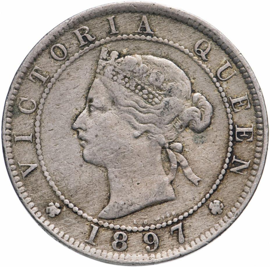 купить Ямайка 1 пенни 1897