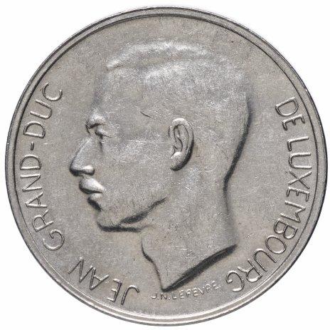 купить Люксембург 10 франков 1972