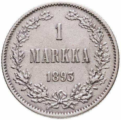 купить 1 марка 1893 L