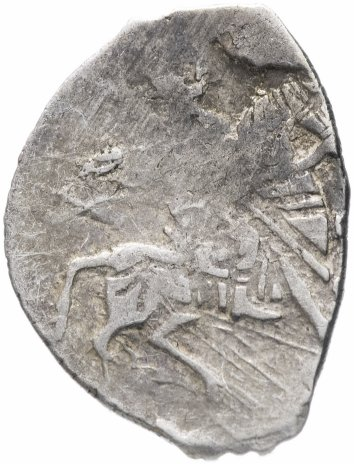 купить Владислав IV Жигимонтович (Władysław IV Waza), Копейка чекан Москвы.(СЕМИБОЯРЩИНА)R-9