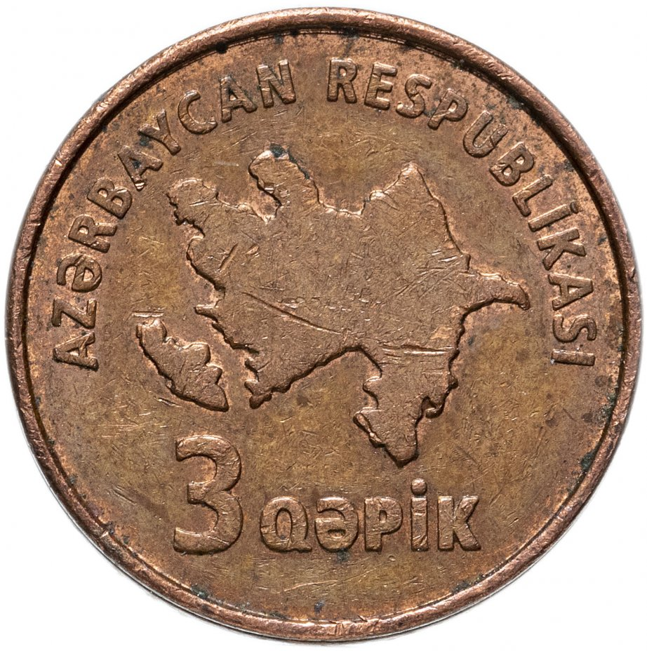 купить Азербайджан 3гяпика 2006
