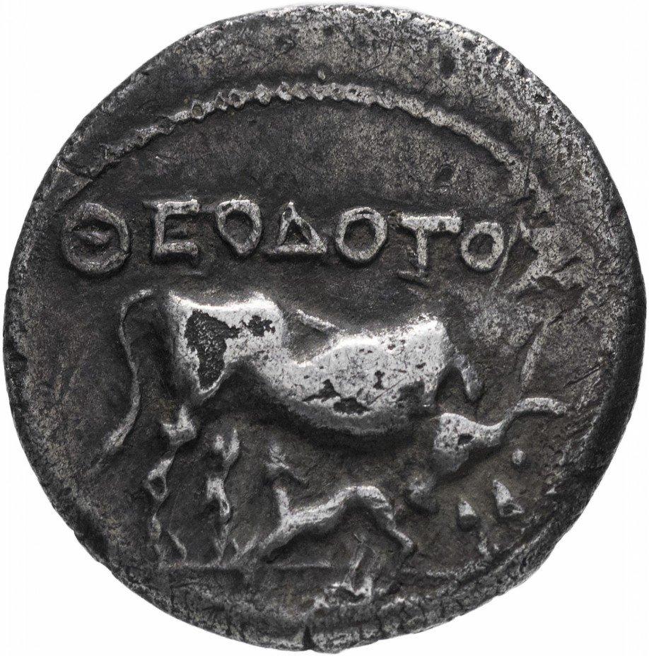 купить Иллирия, г. Диррахий II-I вв до н.э. викториат