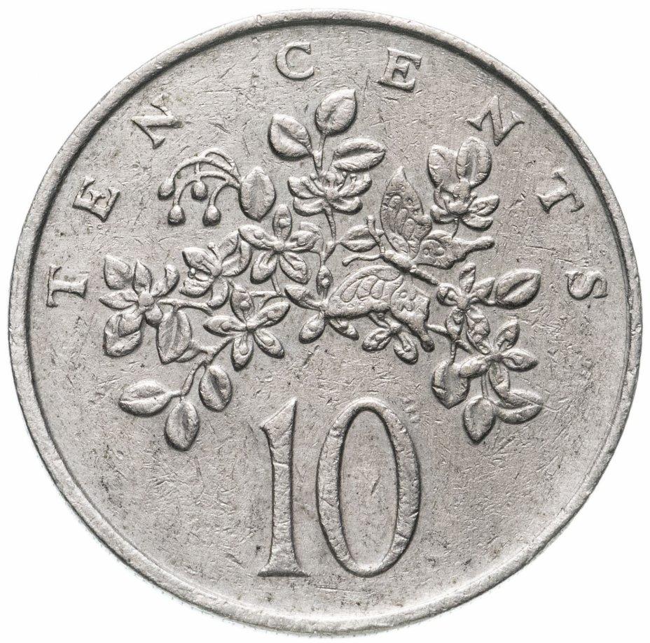 купить Ямайка 10 центов (cents) 1969-1989, случайная дата