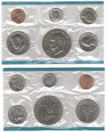 купить США годовой набор 1975 P (6 монет)