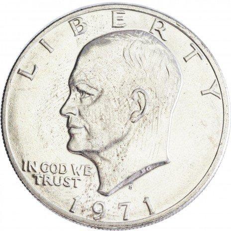 купить США 1 доллар 1971