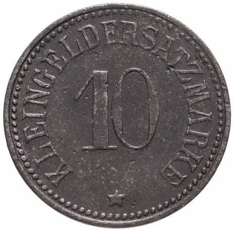 купить Германия (Вунзидель) нотгельд  10 пфеннигов 1918