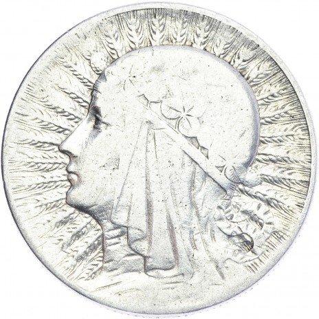 купить Польша 5 золотых 1933г
