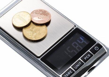 купить Карманные электронные весы LIBRA 100. Leuchtturm, 344223 (предел взвешивания 100г, точность 0,01г)